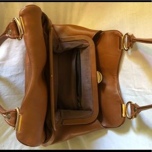 Vintage handbag with lots of room inside